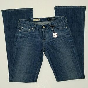 AG ADRIANO GOLDSCHMIED THE CLUB Boot Cut Jeans 24